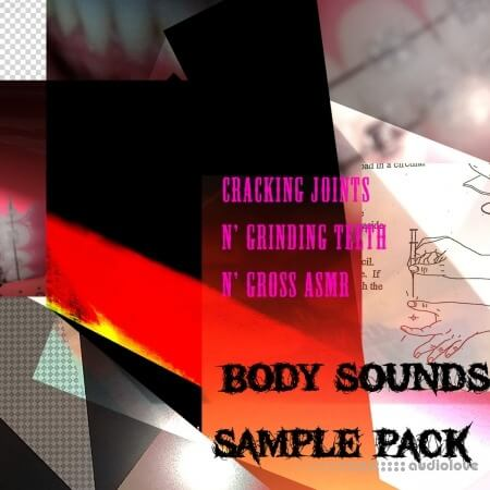 WeirdoOnTheBus System Body Sounds Sample Pack