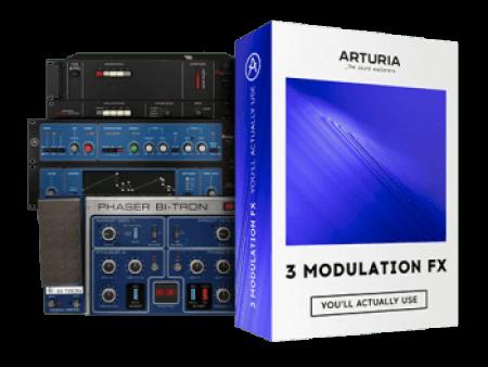Arturia Modulation FX Bundle v2020.8 MacOSX