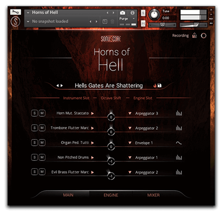 Best Service TO Horns Of Hell