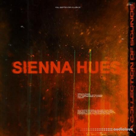 Kill September x Loner Sienna Hues Sample Library
