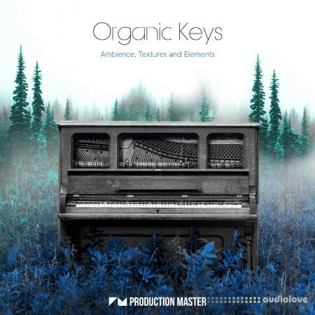 Production Master Organic Keys
