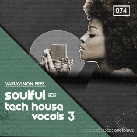 Bingoshakerz Variavision Soulful And Tech House Vocals 3