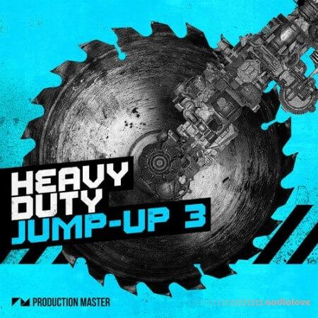 Production Master Heavy Duty Jump-Up 3 WAV Synth Presets
