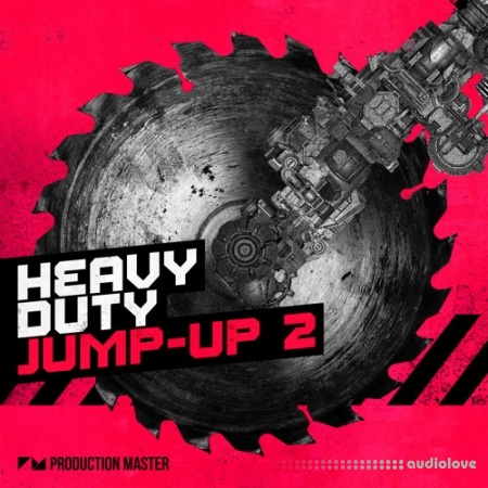 Production Master Heavy Duty Jump-Up 2 WAV Synth Presets