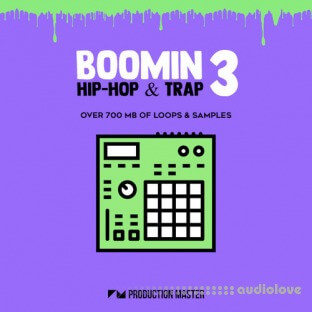 Production Master Boomin Hip Hop and Trap 3