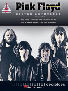 Hal Leonard Pink Floyd Guitar Anthology