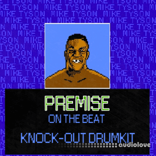 Premise Knock-Out Drum Kit