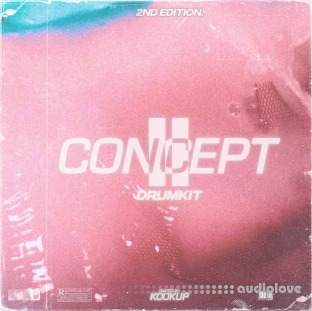 KOOKUP Concept Drumkit [ 2nd Edition ]