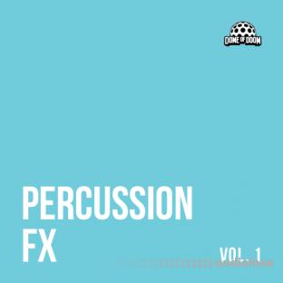 Dome of Doom Percussion FX Vol.1
