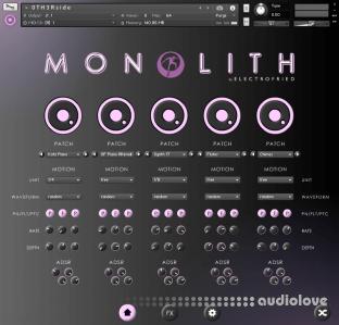 ELECTROFRIED Monolith
