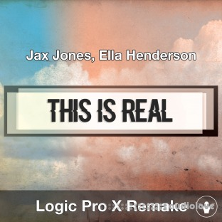 Logic Templates This Is Real (Jax Jones, Ella Henderson) Logic X Remake Template