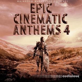 Mainroom Warehouse Epic Cinematic Anthems 4