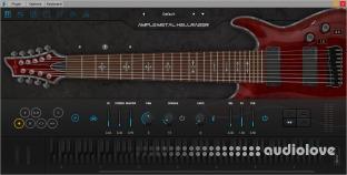 Ample Sound Ample Guitar Metal Hellrazer