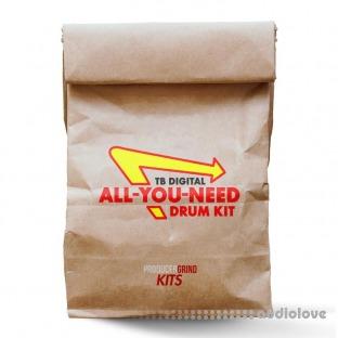 Producergrind The All You Need Drum Kit + Bonus