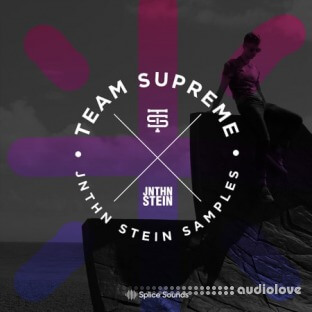 Splice Sounds Team Supreme JNTHN STEIN Pack