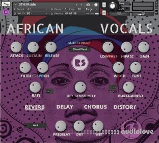 Rast Sounds African Vocals