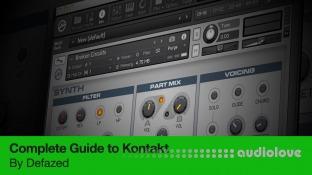 Producertech Complete Guide to NI Kontakt