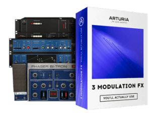 Arturia Modulation FX Bundle