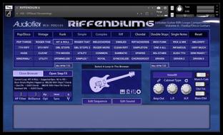 Audiofier Riffendium 6