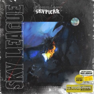 Skypierr Sky league Drum Kit