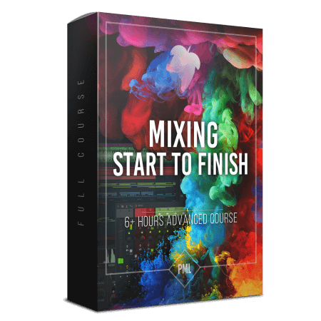 Production Music Live Full Mixing Course from Start to Finish in FL Studio