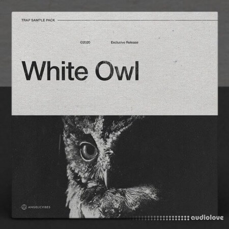 AngelicVibes White Owl