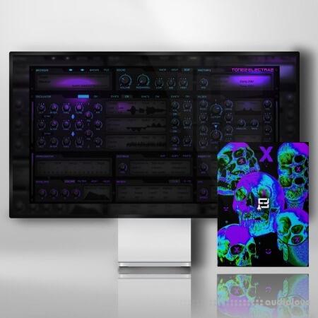 StudioPlug Ghost Face (ElectraX Bank)