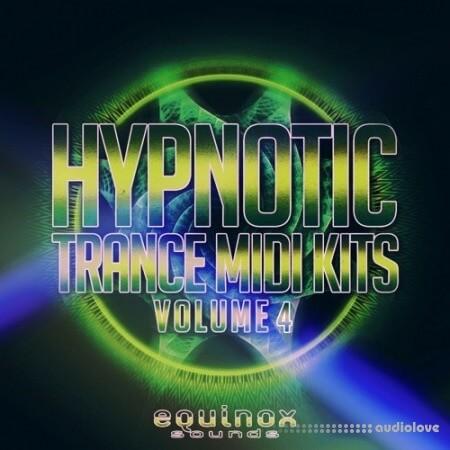 Equinox Sounds Hypnotic Trance MIDI Kits Vol.4