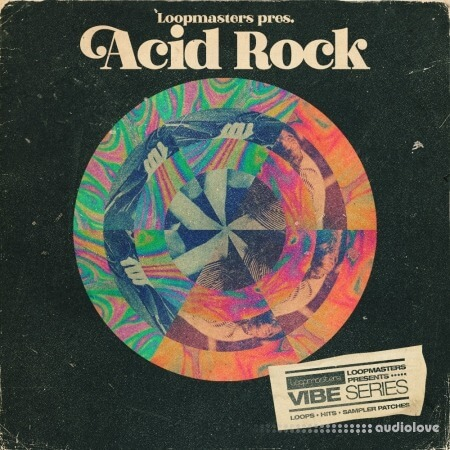 Loopmasters VIBES Vol.8 Acid Rock