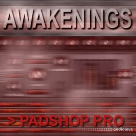 HGSounds Awakenings PS for Padshop Pro WAV Synth Presets