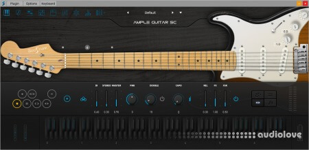Ample Sound Ample Guitar Stratocaster
