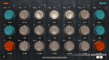 Mellowmuse EQ3V