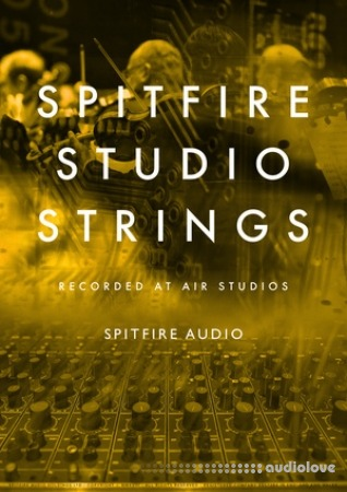 Spitfire Audio Spitfire Studio Strings