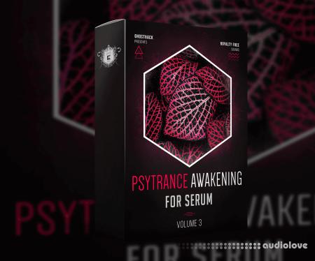 Ghosthack Sounds Psytrance Awakening Volume 1-3 Synth Presets