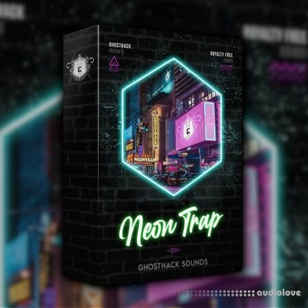 Ghosthack Neon Trap And Hip Hop Kits