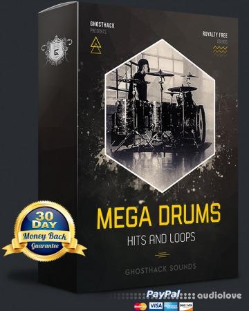 Ghosthack Sounds Mega Drums