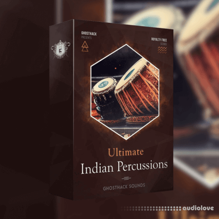 Ghosthack Sounds Ultimate Indian Percussions