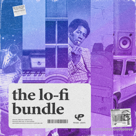 Prime Loops The Lo-Fi Bundle