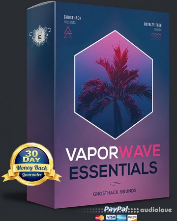 Ghosthack Sounds Vaporwave Essentials