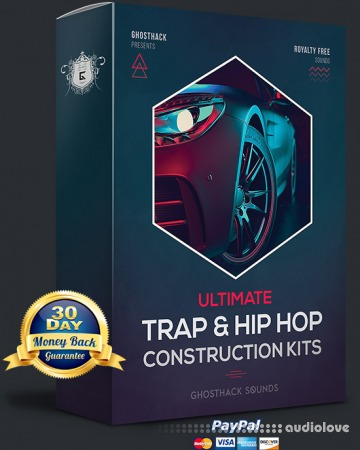 Ghosthack Sounds Ultimate Trap And Hip Hop