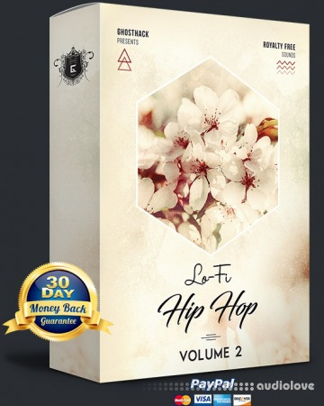 Ghosthack Sounds Lo-Fi Hip Hop Volume 2 WAV MiDi