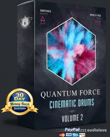 Ghosthack Sounds Quantum Force Volume 2