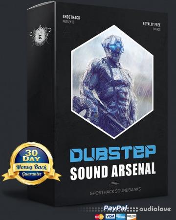 Ghosthack Dubstep Sound Arsenal