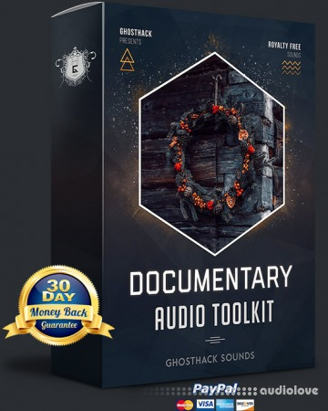 Ghosthack Sounds Documentary Audio Toolkit