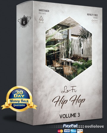 Ghosthack Sounds Lo-Fi Hip Hop Volume 3