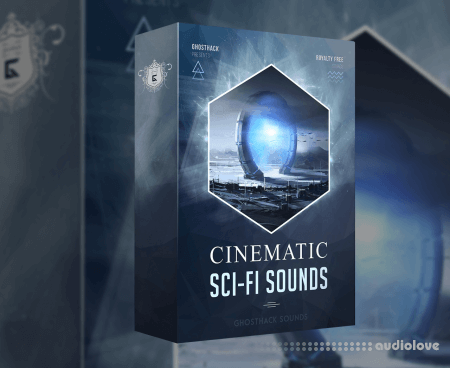 Ghosthack Sounds Cinematic Sci-Fi Sounds