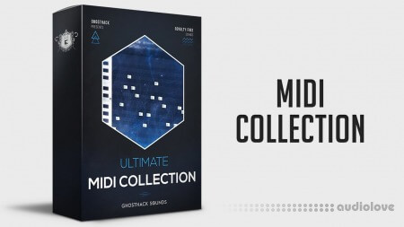 Ghosthack Sounds Ultimate MIDI Collection Volume 1-2