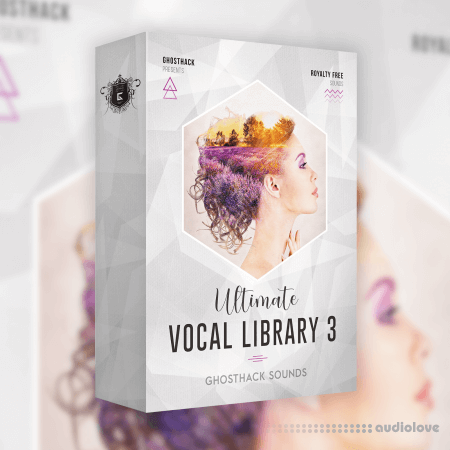 Ghosthack Ultimate Vocal Library 3