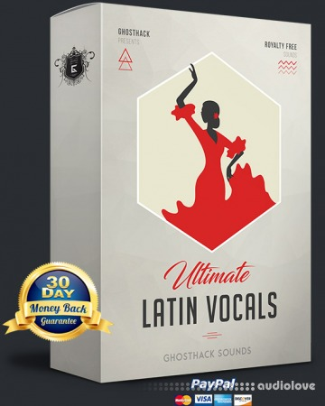 Ghosthack Ultimate Latin Vocals