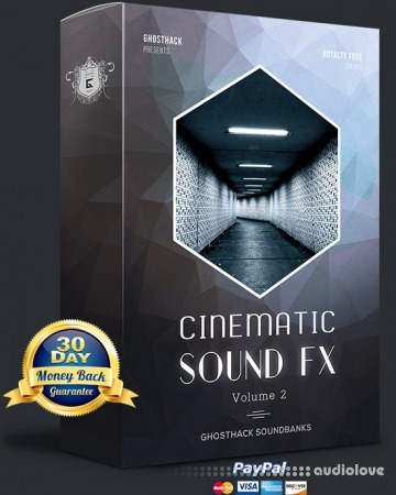 Ghosthack Sounds Cinematic Sound FX 2